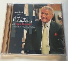 Tony Bennett - Christmas With Tony Bennett (Hallmark). Near Mint Disc.