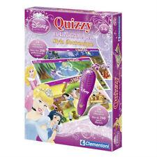 DISNEY jeu éducatif QUIZZY princesses stylo électronique 24 activités  NEUF