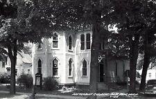 RPPC,Paw Paw,Michigan,Methodist Church,Van Buren Co.L.L.Cook Photo,c.1945-50s