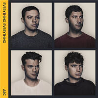 """Everything Everything : Arc VINYL 12"""" Album (2013) ***NEW*** Fast and FREE P & P"""
