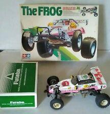 Vintage Tamiya The Frog  Rc Buggy