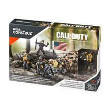 Mega Bloks Construx Call of Duty CLASSIC INFANTRY PACK Collector Construction