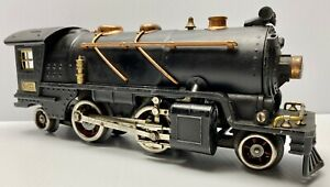 LIONEL 261 STEAM LOCOMOTIVE, 3 RAIL, O GAUGE, ELECTRIC, MADE ONLY IN 1939, RARE