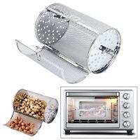 Kitchen Rotisserie Grill Roaster Drum Oven Basket Oven Roast 140x230mm