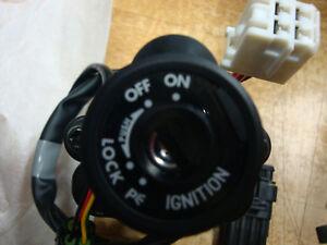 SUZUKI GSXR750 2012 LOCK SET 3700017840