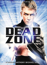The Dead Zone ~ The Complete Fifth Season ~ 3-Disc DVD Box Set ~ FREE Shipping