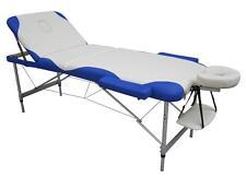 Camilla de masaje aluminio para tratamientos y terapias modelo VIP3215CA