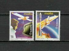 S33043 Malte 1991 MNH Europe Space Exploration 2v