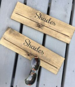 Sunglasses Hanger,Sunglass rack,Rustic,Wall organiser,sunglasses holder,Shades