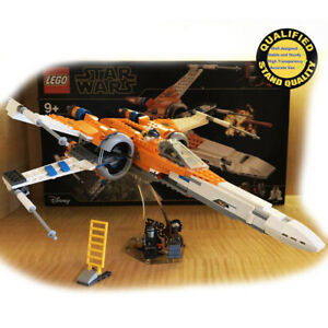 Display Stand for Lego 75273 75301 75102 X-Wing Starfighter Starwars(stand only)