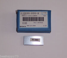 Sony J-6009-830-A Parallel Plate Alignment J6009830A New VO-4800 VO-4900