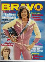 BRAVO Nr.10 vom 24.2.1977 Pink Floyd, Howard Carpendale, Peter Maffay, Scorpions