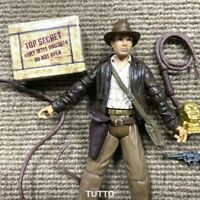 "Indiana Jones 3.75"" Raiders Of the Lost Ark INDY w/ Relic Harrison Ford Figures"