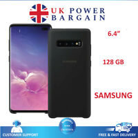 "Samsung Galaxy S10+ 128GB 8GB RAM 6.4"" Screen NFC 16 MP Factory Unlocked - Black"