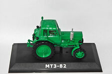 MTZ-82 Belarus / Belorussian wheeled tractor TR29 1:43 Hachette
