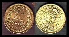 ★★ TUNISIE / TUNISIA  ● 20 MILLIM 1983 ● E10 ★★