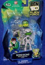 "BEN 10 Alien Force 4"" Echo Echo Bandai New Factory Sealed 2009"