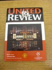 08/11/2000 Manchester United v Dynamo Kiev [Champions League] . Thanks for viewi