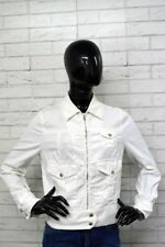 ICEBERG Giacca Donna Woman Taglia Size 44 Bianco Jacket Woman in Lino White