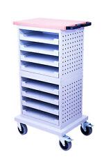 Flex-Box-Schrank mobil - Art. Nr.04.50.37.2A - NEU Stabile Stahlblech Qualität