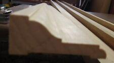 "1 Piece Decorative Hardwood Lumber Poplar Moulding 1-1/16""x 2-13/16""x 48""+"