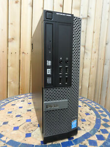 Dell 9020 SFF, i7 4th gen, 8GB RAM, 500GB, Win10 PRO