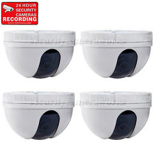 4 CCD Dome Security Camera Indoor Video Wide Angle Lens CCTV Surveillance b4d
