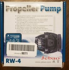 Jebao RW Series Wavemaker With Controller Propeller Pump