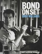 (Very Good)0752215612 Bond on Set,Greg Williams,Hardcover,Boxtree Ltd