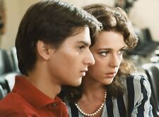 MARUSCHKA DETMERS FEDERICO PITZALIS LE DIABLE AU CORPS 1986 VINTAGE PHOTO N°1