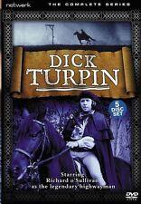 Dick Turpin - Complete Series (DVD, 2010, 5-Disc Set) - Region 4