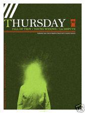 Thursday September 2009 LE Concert Poster
