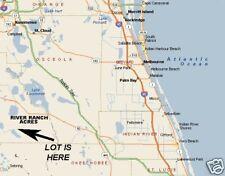 River Ranch Acres, Florida Vacant Recreational Parcel FLORIDA ONLY BIDS!!!