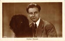 CPA WALTER SLEZAK. Ross Verlag 2058/1 FILM STAR (601126)