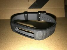 iFit Vue Activity Tracker Rubber Sport Wrist Band w/Metal Buckle (Large/X-Large)