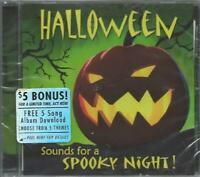 Halloween Sounds for a Spooky Night - Music CD - piano brothers -   -  - Very Go