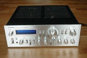 Pioneer SA-9800 Vollverstärker revidiert top Zustand