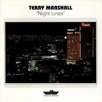 Terry Marshall Night lines (1993) [CD]