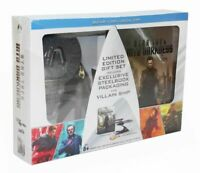Star Trek Into Darkness Blu-ray/Dvd Villain STEELBOOK Hot Wheels Ship Limited Ed