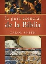 LA GUÍA ESENCIAL DE LA BIBLIA (Essential Guide to the Bible) (Spanish-ExLibrary