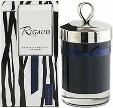 Rigaud Reine de la Nuit Candle , Large 7.4 oz. With Snuffer Top