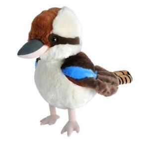 "Wild Republic Cuddlekins Kookaburra 12"" Soft Plush Toy"