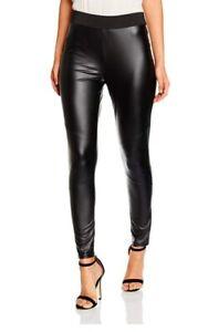 Mia & Mimi Ladies PU Leather Legging Michelle Size 36 (3075)