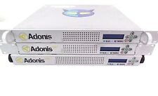 Lot of 3 Adonis Blue-cat Network servers 750-511 750-01 1000s-01