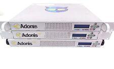 Lot of 3 Adonis Blue-cat Network servers 750-511 750-01 1000s-01