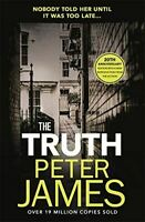 James, Peter, The Truth, Very Good, Paperback
