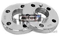 G Pair of Spacer 4x100 Vauxhall Astravan Wheel Spacers 98-04 5mm 4 Stud