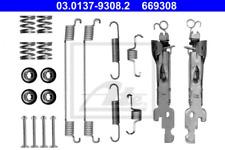 Zubehörsatz, Bremsbacken für Bremsanlage Hinterachse ATE 03.0137-9308.2