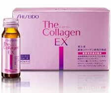 SHISEIDO Collagen EX Beauty Drink Supplement 50ml x 10  from Japan New