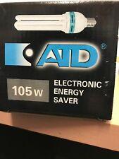 10 X ADT 105w Electronic Energy Saver Light Bulb